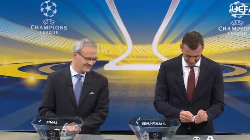 Bayern - Real Madrid, Liverpool - AS Roma, semifinalele Ligii Campionilor