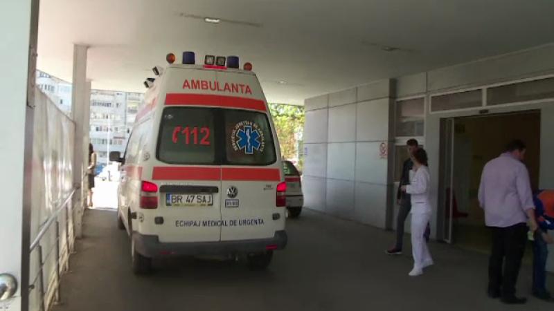 Bătrân înjunghiat de colegul de cameră, într-un cămin de pensionari, în Brăila