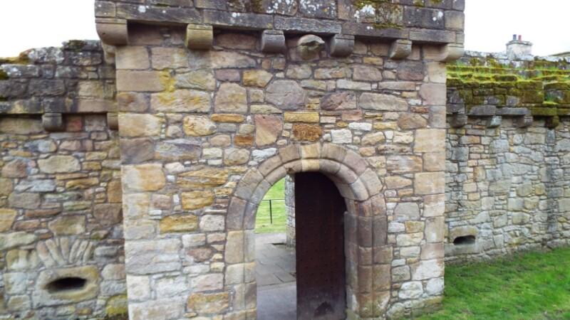 castelul Craignethan