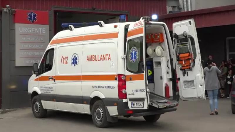 Un șofer a murit la scurt timp după ce şi-a salvat familia dintr-un accident rutier