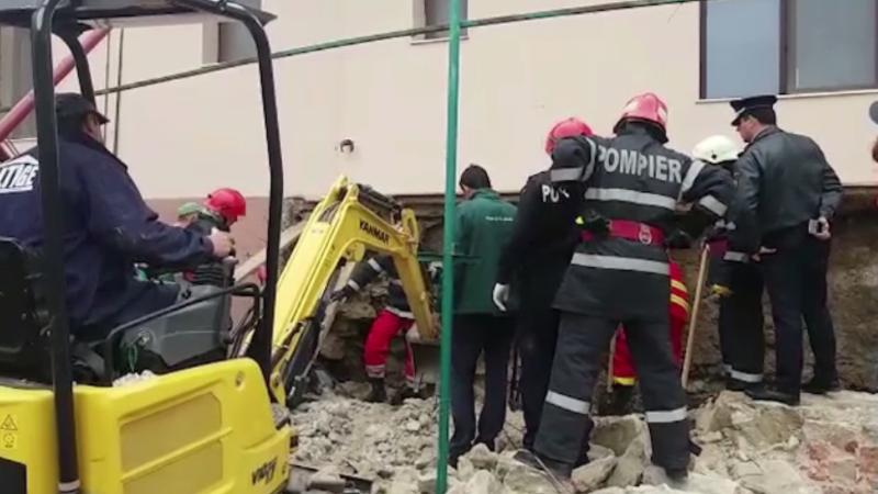 muncitor mort
