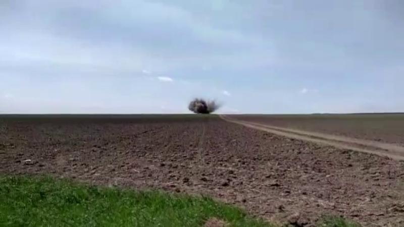bomba detonata