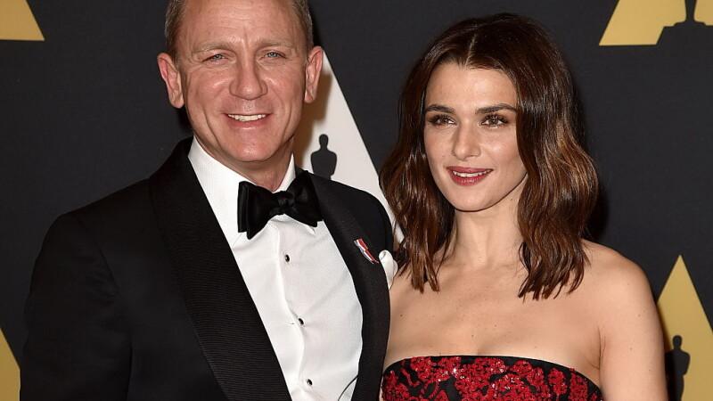 Rachel Weisz şi Daniel Craig vor avea un copil împreună. Ce vârste au cei doi