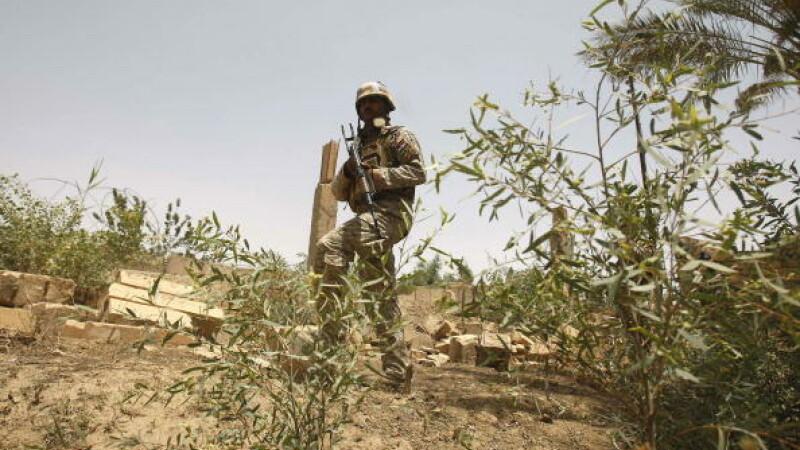 soldat irakian