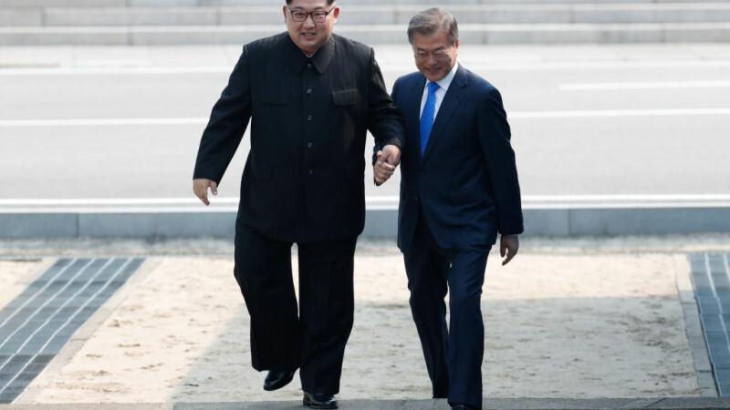 kim jong-un in coreea de sud