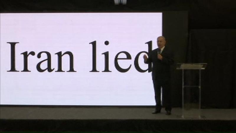 Netanyahu despre Iran