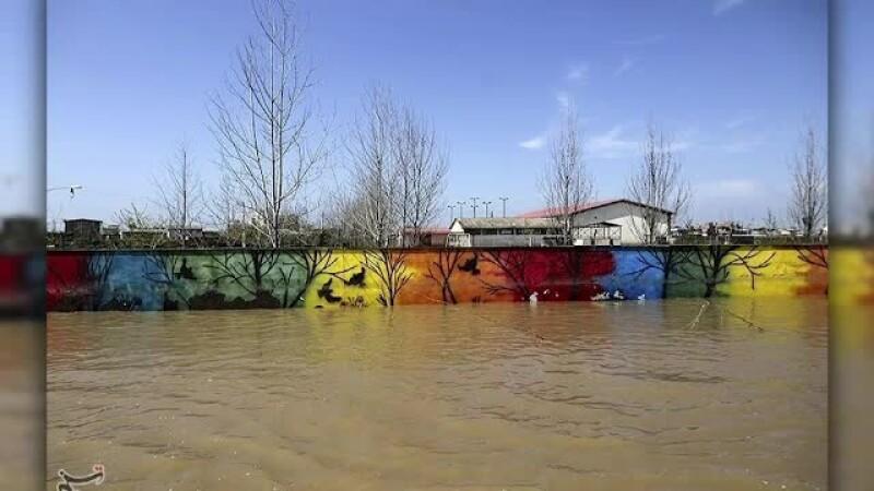 Noi inundații au afectat Iranul. Bilanțul morților într-o săptămână a ajuns la 44