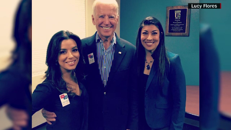Joe Biden, acuzat de atingeri nepotrivite. Reacția fostului vicepreşedinte american