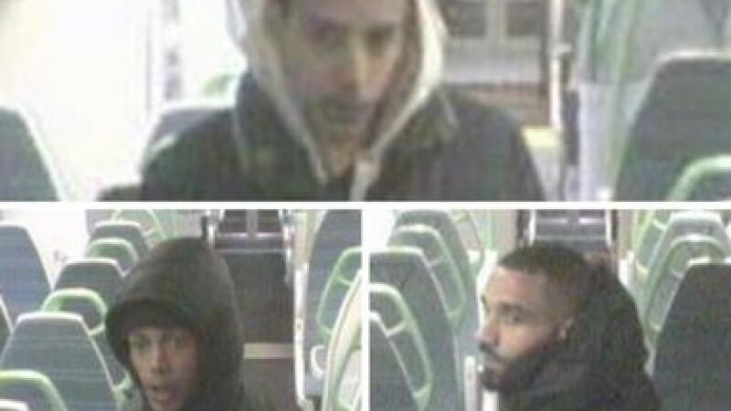 Atac într-un tren din Londra. Mai mulți pasageri au fost răniți