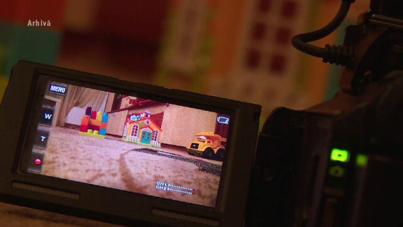 filmare copii