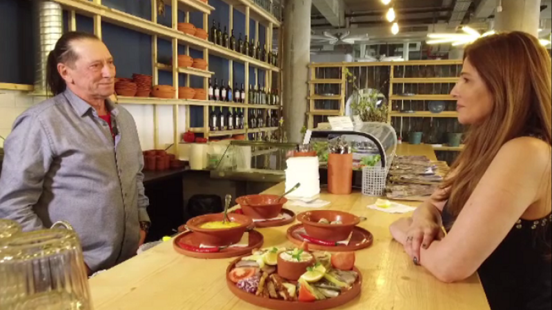 Rețete perscărești cu Ivan Patzaichin. Campionul olimpic aduce la oraș tradiția culinară din Deltă