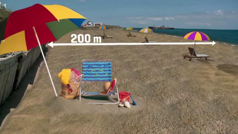 Bani pentru litoralul românesc