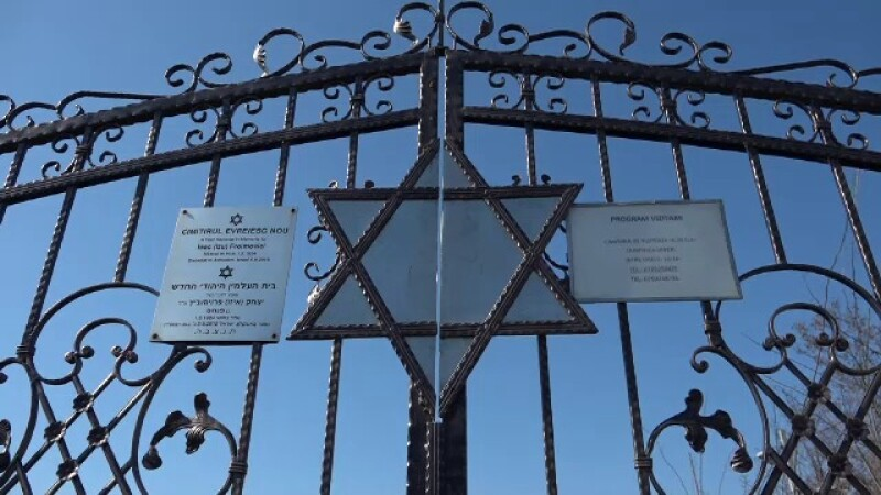 Cimitirul evreiesc din Husi, vandalizat - 2