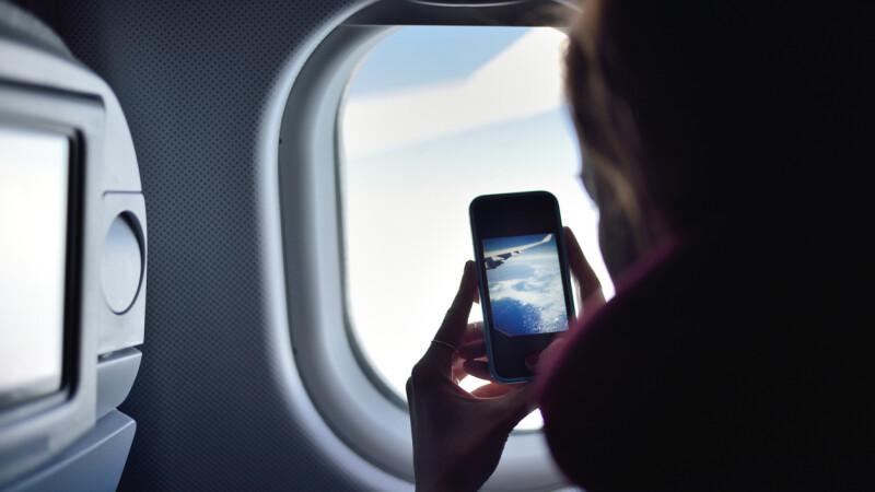 Un model se află la un pas de moarte, din cauza fricii de zbor