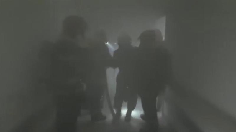 incendiu spital Alba