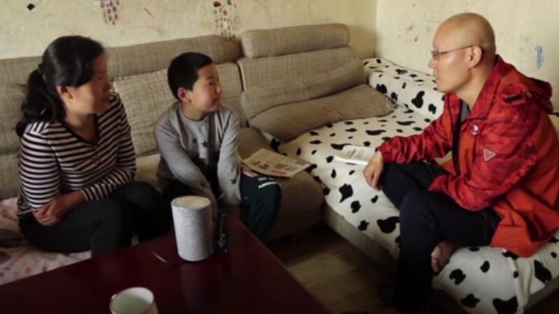 Cadoul lăsat de un bărbat familiei sale, după ce a pierdut lupta cu cancerul. VIDEO