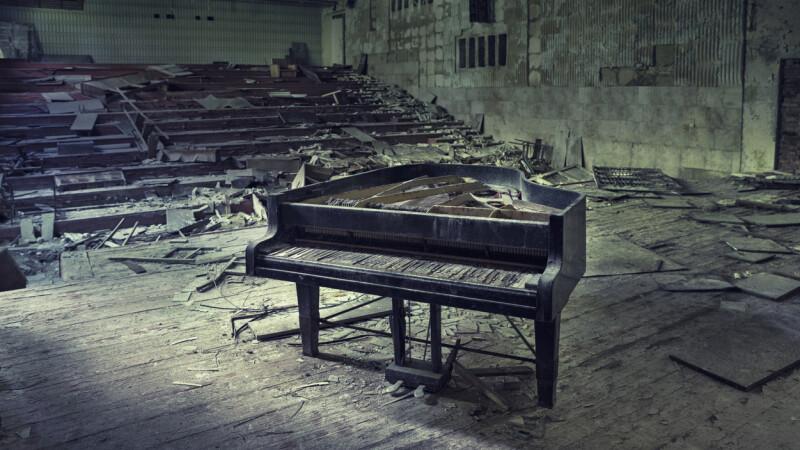 Cernobîl, după 3 decenii - 3