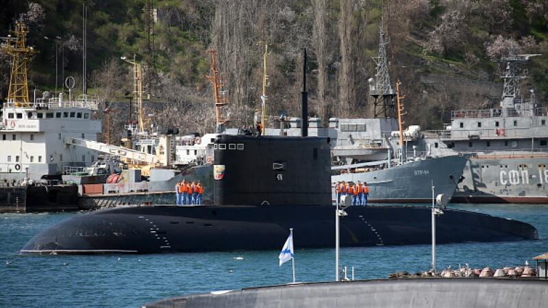 rusia submarin