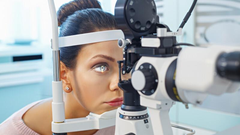 examen, ochi, oftalmologie