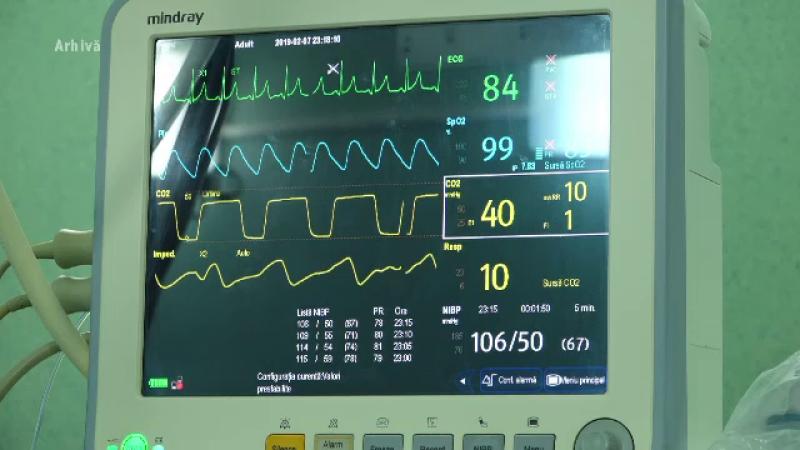 spital, monitor