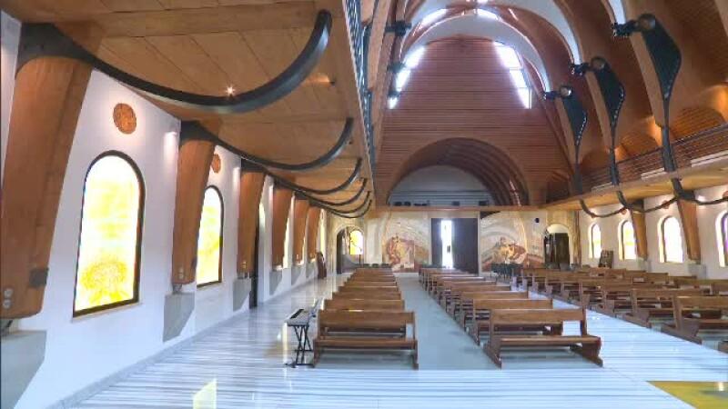 Şedinţă extraordinară la o mănăstire din Snagov pentru vizita Papei. Ce face locul atât de special