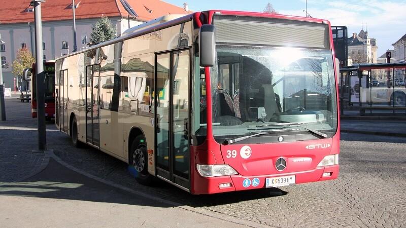 Circulația autobuzelor într-un oraș din Austria, suspendată pe termen nelimitat