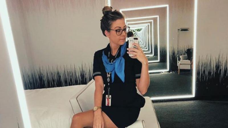 O stewardesă a vărsat o tavă cu băuturi pe CEO-ul American Airlines. Reacția acestuia