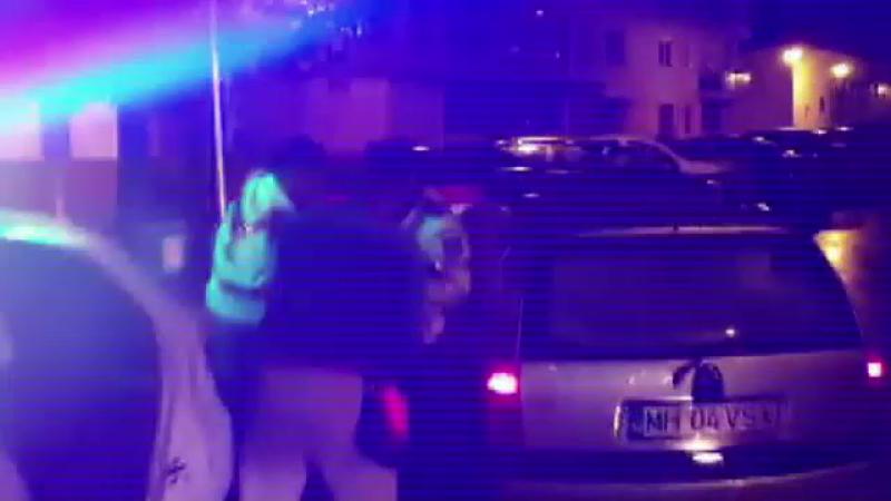 urmărire poliție