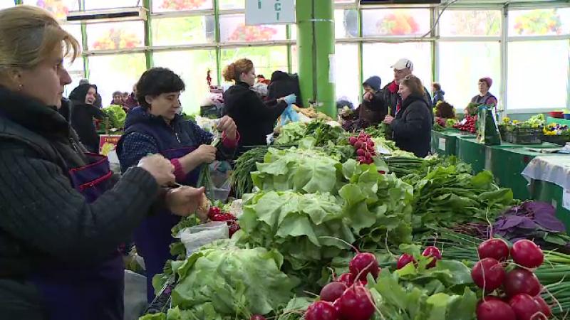 Produsele românești nu-și găsesc locul în piețe