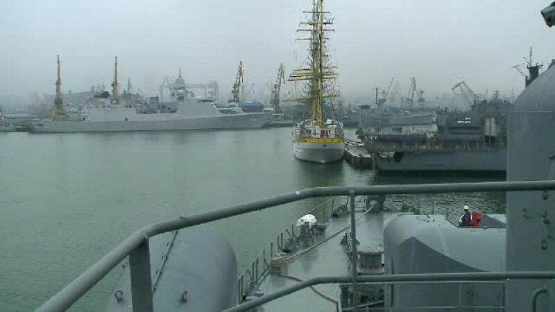 Rusia a anunțat cum va răspunde creșterii prezenței militare a NATO în Marea Neagră