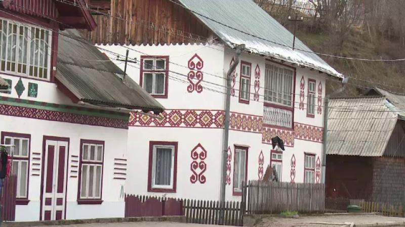Paște 2019 în Bucovina. Cum sunt atrași turiștii într-un sat unic în România