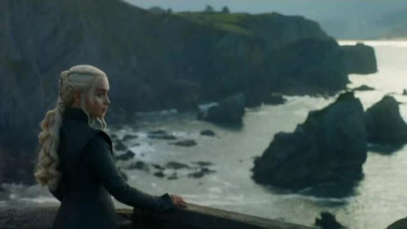 """Irlanda de Nord, pe harta turismului mondial datorită """"Game of Thrones"""". A creat mii de locuri de muncă"""