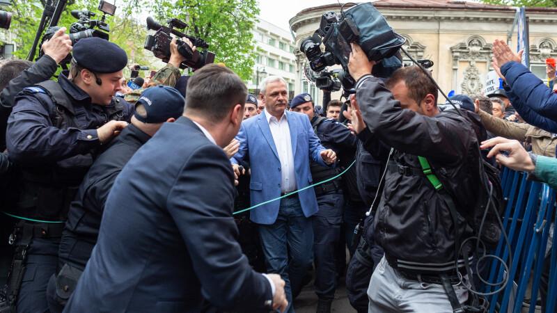 """Liviu Dragnea, la audierile de la ÎCCJ: """"Sunt nevinovat. E un dosar politic"""""""