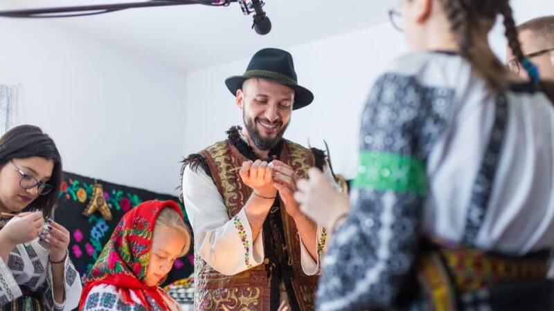 """Ștefan Mandachi are un nou proiect. Apelul lansat românilor: """"Împreună. #şieu #șîtu #șînoi"""""""