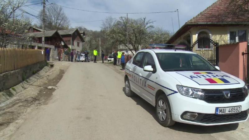 Căruțaș rănit în Dâmbovița