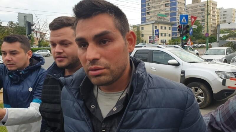 suspect crimă Timișoara