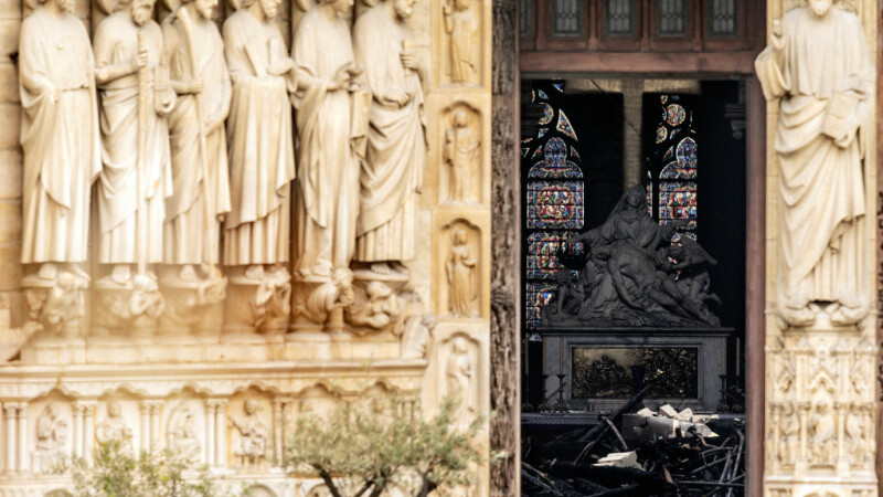 Incendiul de la Notre Dame: principala ipoteză.