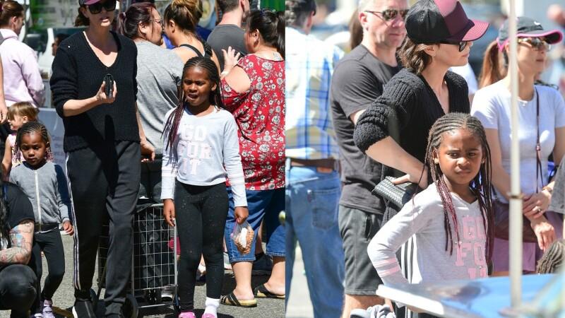 Charlize Theron îl creşte pe băiatul ei, Jackson, ca fată. De ce a luat această decizie