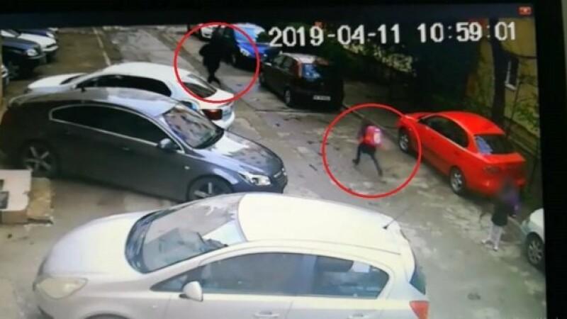 O fetiţă din Iași a fugit după bărbatul care a jefuit-o ca să-şi recupereze telefonul