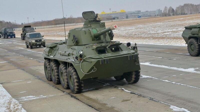 convoi militar rusesc