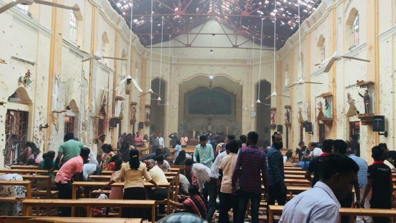 Mărturia unui preot, după atacul sângeros din Sri Lanka - 4