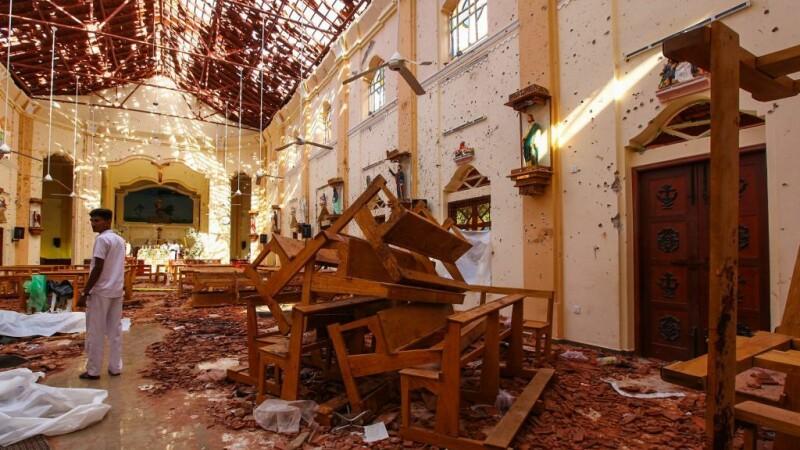 Atacuri în lanț în Sri Lanka - 2