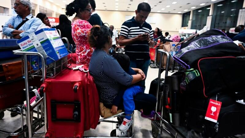 O bombă a fost găsită pe un aeroport din Sri Lanka, la câteva ore după atacurile sângeroase