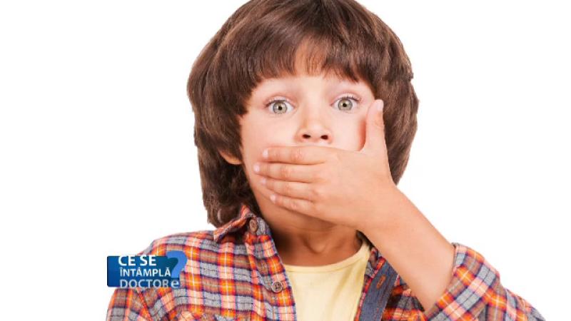 minciuni copii