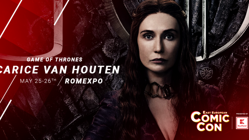 Melissandre, Carice von Houten, game of thrones