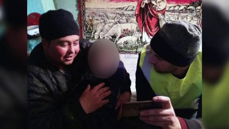 Cazul ciudat al fetiței de 2 ani răpite la Bacău. Unde a fost descoperită Antonia, după 20 de ore