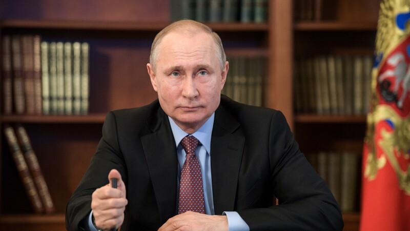 Decret important semnat de Putin. Noul președinte al Ucrainei a reacționat