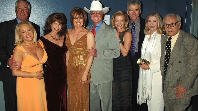 """A murit actorul care îl interpreta pe rivalul lui J.R. Ewing din """"Dallas"""""""