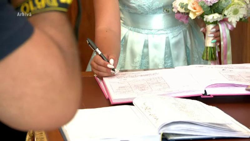 România, pe locul 2 în Europa la numărul de căsătorii