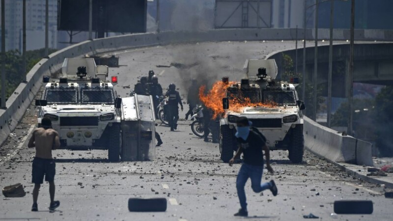 Violente in Venezuela - 8